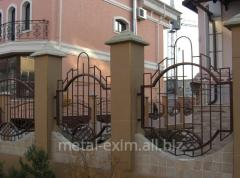 Заборы в Кишиневе