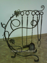 Products of manual art forging in Chisina