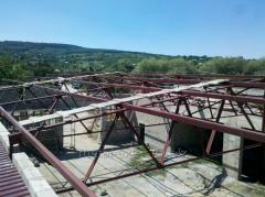 Каркасы арматурные в Кишиневе