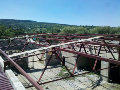 Frameworks reinforcing in Chisina