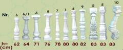 Балясины в Молдове