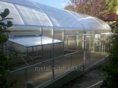 Frameworks of hotbeds in Chisina
