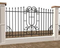 Кованые ограды в Кишиневе