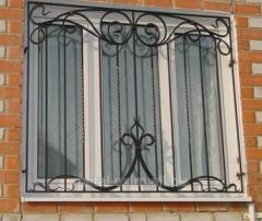 Grile de ferestre si usi