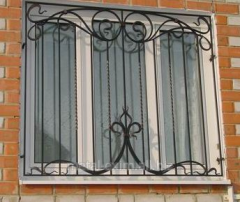 Прозоречни решетки