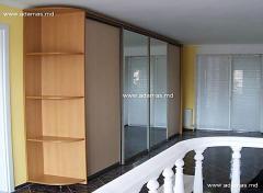 Шкафы-купе на заказ в Молдове