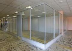 Partitions glass from Vornicel SRL