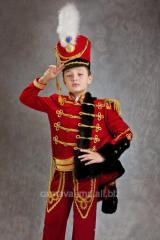 Children's carnival costumes, Costum de