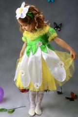 Маскарадные костюмы в Кишиневе, платья цветов и