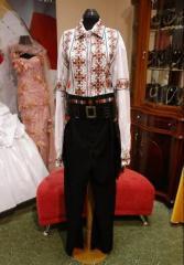 Одежда праздничная мужская