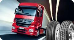 Truck tires, anvelope pentru camioane