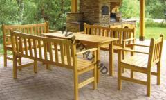 Мебель садовая и дачная