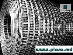 Plasa metalica sudata, grid welded galvanized