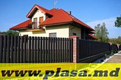 GARD DIN STACHET METALIC, FENCE FROM