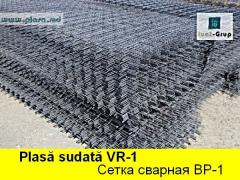 Plasa sudata pentru armare VR-1, Сетка для...
