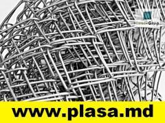 INTAKING METAL GAUZE, PLASA GARD METALICA