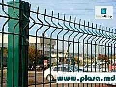 GARDURI METALICE, FENCES METAL, WELDED PANELS