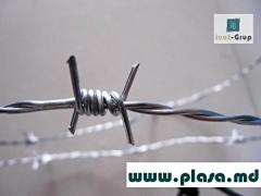 SIRMA GHIMPATA, BARBED WIRE