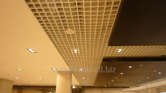 Решетчатые подвесные потолки (Грильято)