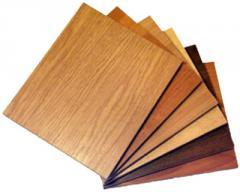 Дверные накладки из древесных плит
