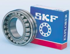 Bearings for construction machines