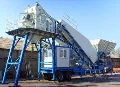 Заводы бетонные POWERPLUS