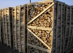 Firewood chimney