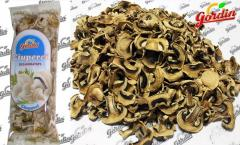 Mushrooms dried in Moldova from the Gordincom SRL