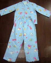 Pajamas nursery flannel