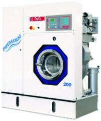 Equipment for laundries