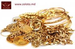 Золото в Молдове,Золото в Кишиневе