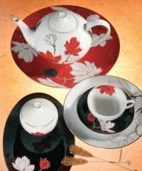 Сервизы чайные от компании Carolina