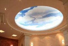 Stretch ceilings