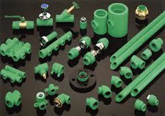 Трубы, трубки, шланги, фитинги из пластмасс