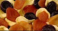 Berries tinned