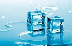 Ice generators of the cap-type Simag ice