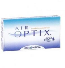 Contact lenses AIR OPTIX AQUA
