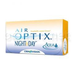 Линзы контактные асферические Air Optix Night and