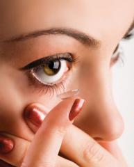 Линзы контактные мягкие в Молдове