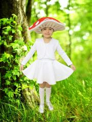 Children's Carnival Costume Mushroom - R 0164