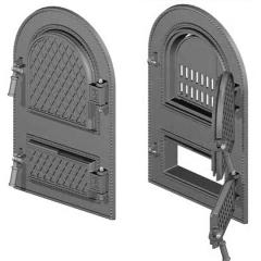 Дверцы для печей