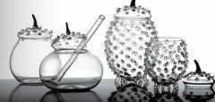 Посуда стеклянная Zieher