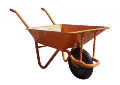 Wheelbarrows are construction
