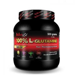 Аминокислоты, спортивное питание 100% L-GLUTAMINE - 240 грамм