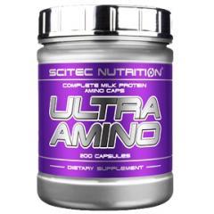 Аминокислоты, спортивное питаниеULTRA AMINO 200, 1000 табл (Scetic Nutrition)