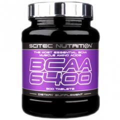 Аминокислоты, спортивное питание BCAA6400- 125, 375 tab