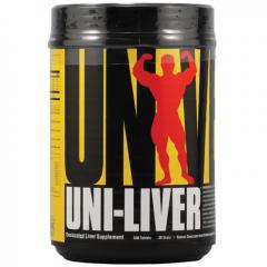 Аминокислоты UNI-LIVER 250 таб (Universal)