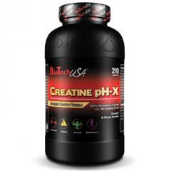 Креатины, питание спортивное CREATINE PH-X -210