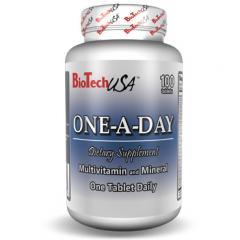 Витамины и минералы ONE A DAY 100 таблеток