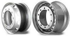 Диски колесные для грузовых автомобилей
